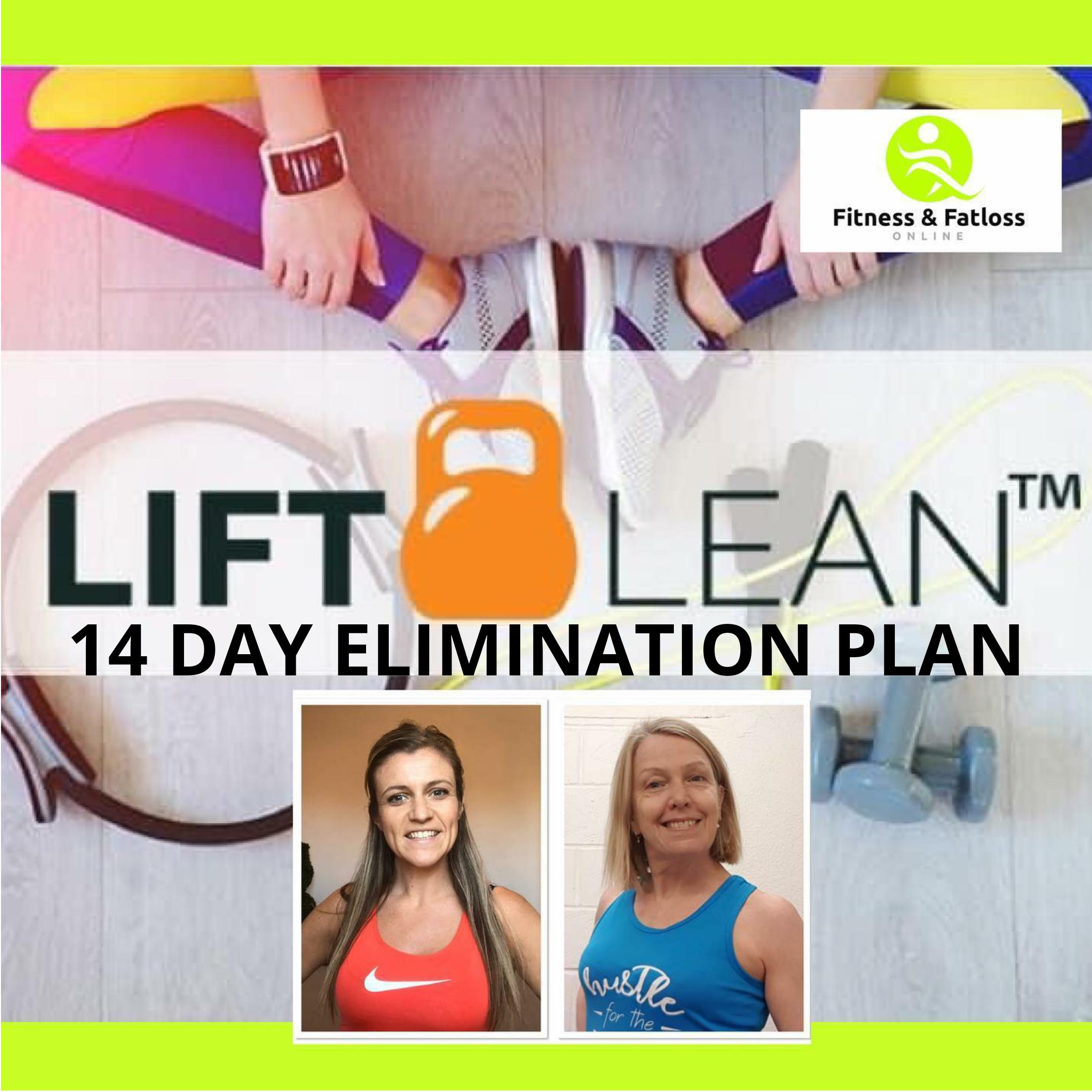 14 Days Elimination Program