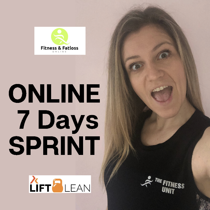 7 Days Sprinter Weight Loss Program